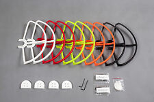 Ultimate Combo 10x Snap on/off Prop Guards in 5 Colors for DJI Phantom 1 2 3