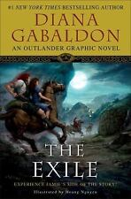 NEW The Exile: An Outlander Graphic Novel by Diana Gabaldon (2010, Hardcover)