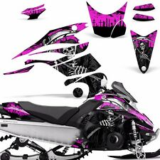 Decal Graphic Kit Yamaha FX Nytro Parts Sled Snowmobile Wrap Decals 08-14 REAP P