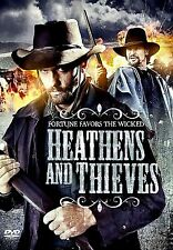 NEW DVD // Heathens and Thieves // Andrew Simpson, Gwendoline Yeo, Don Swayze, R