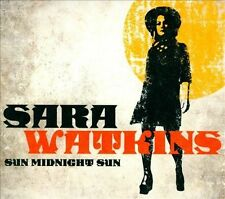 Sun Midnight Sun by Sara Watkins (Fiddle) (CD, May-2012, Nonesuch (USA))