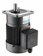 Sesame G12V-400S-50 PRECISION GEAR MOTOR 400W/3PH/220V/380V/4P/Ratio 1:50