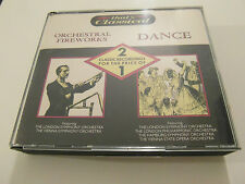 That's Classical - Orchestral Fireworks & Dance (2 x CD Album) - Used very good