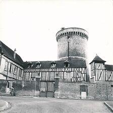 VERNON c. 1960 - Maison à Colombages Tour des Archives  Eure - Div 6217