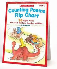 Counting Poems Flip Chart : 20 Playful Poems That Teach Numbers, Counting,...