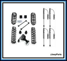 "1351000 Teraflex 2.5"" Lift Kit w/ FOX Reservoir Shocks Jeep Wrangler JK 4 Door"