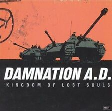 Kingdom of Lost Souls by Damnation A.D. (CD, Oct-1998, Revelation Records)