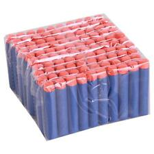 100 Pcs Kids Refill Toy Gun Bullet Darts Round Head Blasters For NERF N-Strike