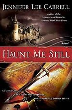 Haunt Me Still Carrell, Jennifer Lee Hardcover