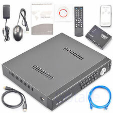 8CH Hybrid DVR NVR SDVR Security AHD CCTV IP Camera Record HDMI Switch Box Cable