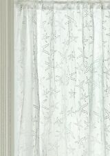 Heritage Lace STARFISH Sidelight 15x38 White **OPENED PACKAGE**