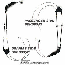 04-10 Toyota Sienna (Passenger + Driver Side) Power Sliding Door Cable w/o Motor