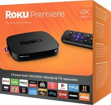 Roku Premiere 4K Streaming Media Player 4620R 2016 Model Brand New