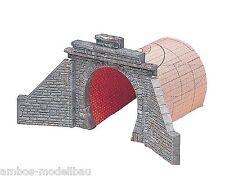 Faller 120558 H0 Tunnelportal, 1-gleisig für Dampfbetrieb geeignet, Neuware