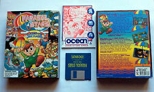 Parasol Stars Rainbow Islands 2 Bubble Bobble 3 Commodore Ocean Amiga Ovp Boxed
