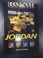 Jordan Formula 1 Racing Team door David Tremayne