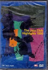 Dvd **THE JAZZ CLUB HIGHLIGHTS 1990** nuovo 2000