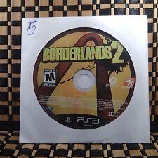 Borderlands 2 (Sony PlayStation 3, 2012) (NO CASE) #10016