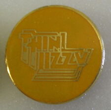 THIN LIZZY enamel Lapel Pin Badge POP MUSIC ROCK HEAVY METAL BAND POP GROUP