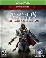 Assassin's Creed: The Ezio Collection for Microsoft Xbox One-BRAND NEW