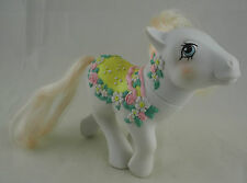 Mein Kleines My little Pony Figur - Vintage 1989 China - FLOWER BOUQUET