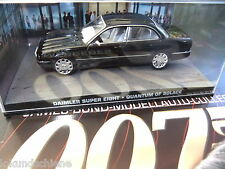 Daimler Super Eight  + Heft No70  .. 007 James Bond 1:43 Ein Quantum Trost #3680