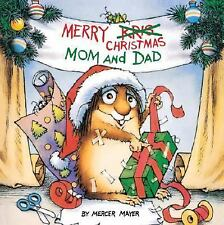 Look-Look: Merry Christmas, Mom and Dad by Mercer Mayer (1999, Paperback)