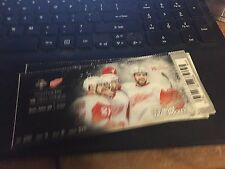 2015 DETROIT RED WINGS VS FLORIDA PANTHERS TICKET STUB 11/29 RILEY SHEAHAN