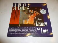 ABC - The Lexicon Of Love - 1982 UK 10-track LP