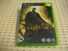 Batman Begins per Xbox * OVP *