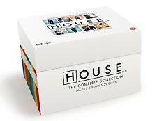 House MD - Complete Series [Blu-Ray] - Season 1 2 3 4 5 6 7 8 Box Set Collection