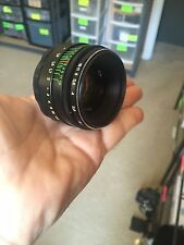 58 mm Lens Helios 44 2 f/2  for Pentax M42 42 mm  same as Biotar full frame