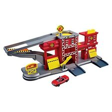 Kids Fire Station Set Toy Car Emergency Vehicle Included John Lewis New 3+