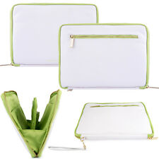 "10"" White Tablet Sleeve Pouch Carrying Case For Apple iPad  9.7""/ iPad Air 2"