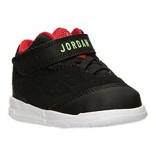 Baby Boys' Shoes Jordan New School Basketball Shoes Toddler Size 8 Black/Red NIB