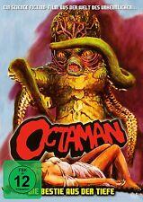 Octaman - Die Bestie aus der Tiefe / Oktaman - Der Polyp aus der Tiefe [DVD]