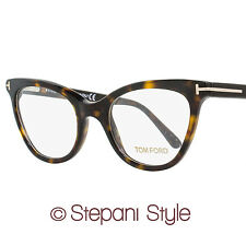 Tom Ford Eyeglasses TF5271 056 Size:49 Dark Havana 5271