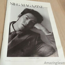 KIM WOO BIN Magazine, 2014 SIEG Fall Winter Vol.2, The Heirs Choi Young-do Photo