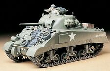 Tamiya America [TAM] 1:35 M4 Sherman Tank Early Plastic Model Kit TAM35190