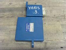 Toyota Yaris II Steuergerät 89300-52030 232600-0050  (3)