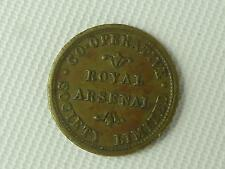 (Ref165Co 14) Rare Vintage Royal Arsenal Coop Token