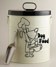 Wall Decals Dog Dog Food Bone Casserole Decal Vinyl Sticker Pet-Shop MS422
