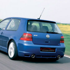 "-= VW GOLF MK4 4 IV REAR BUMPER "" R32 - look "" = ABS = NEW =-"