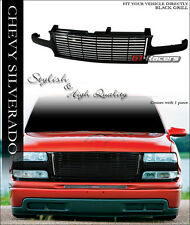 2000-2006 CHEVY TAHOE/SUBURBAN BLACK HORIZONTAL FRONT BUMPER GRILL GRILLE GUARD