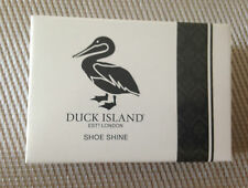 Duck Island Shoe Shine  Sponge  Hotel Bedroom Guest Accessories  x 4