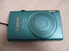 LikeNew Canon Powershot 110 HS IXUS 125 16MP Digital Camera 110HS - Blue