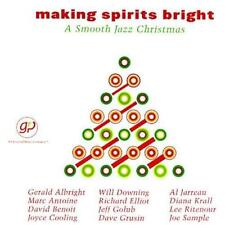 Making Spirits Bright: A Smooth Jazz Christmas, Various Artists, Excellent