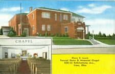 Lima, OH The Harry E. Lewis Funeral Home & Memorial Chapel