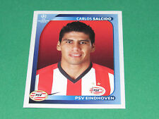 420 C. SALCIDO PSV EINDHOVEN UEFA PANINI FOOTBALL CHAMPIONS LEAGUE 2008 2009