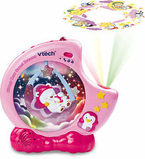 Vtech SLEEPY BEAR SWEET DREAMS PINK Baby/Toddler/Projector Timer Music - New